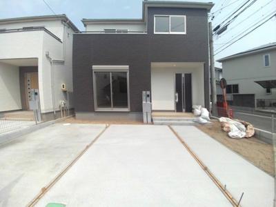 【外観】GRAFARE豊山町豊場2期 全2棟