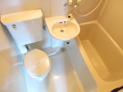 【浴室】ハイツエフォート