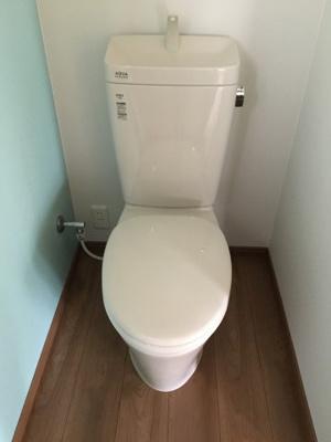 【トイレ】雄琴③ T邸貸家