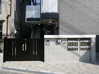 【エントランス】レオパレス舎利寺CF