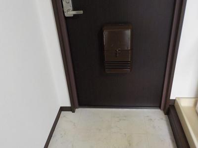 【玄関】第一柏原マンション