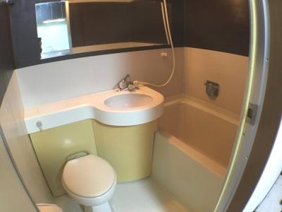 【浴室】第一柏原マンション