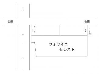 【区画図】若王寺2丁目187