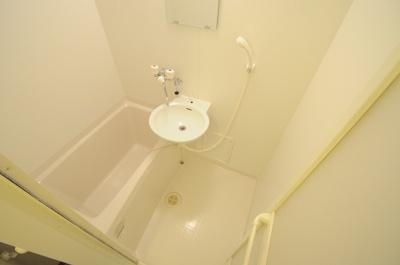 【浴室】レオパレスタウンコート北田辺