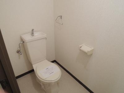 【トイレ】プランドールむつみ