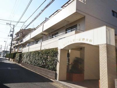 【外観】センチュリー石神井台