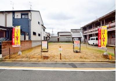 【外観】南区吉祥院車道町 建築条件付売土地
