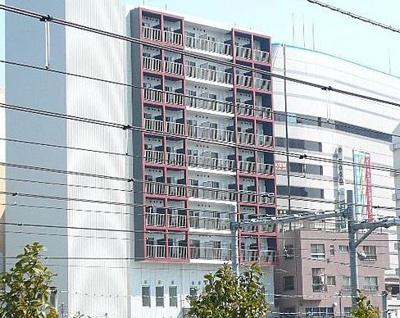 【外観パース】プライムアーバン川口