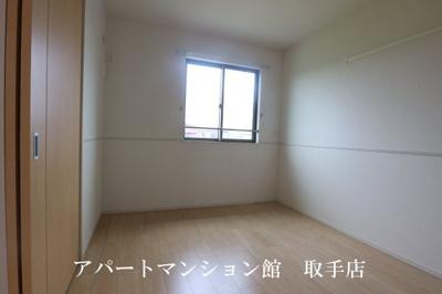 【寝室】エスポワールⅡ