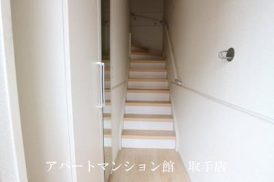 【玄関】エスポワールⅡ