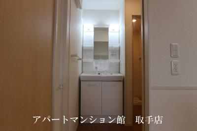 【独立洗面台】エスポワールⅡ