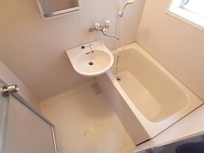 【浴室】浜野テラスハウス