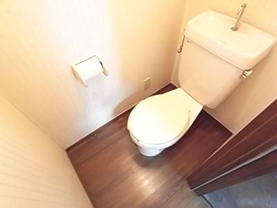 【トイレ】浜野テラスハウス