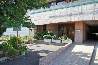 【エントランス】日神パレステージ浦和駒場公園