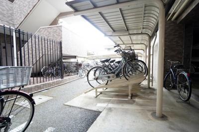【駐輪場】日神パレステージ浦和駒場公園
