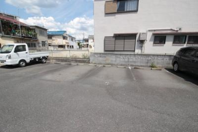 【駐車場】レジデンス桜