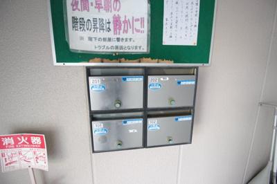 【その他共用部分】レジデンス桜
