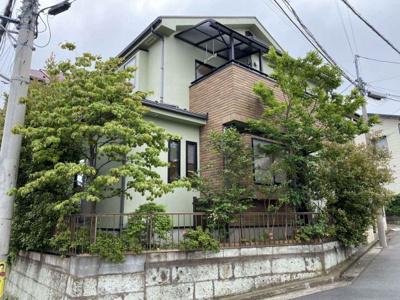 【外観】日吉本町5丁目戸建