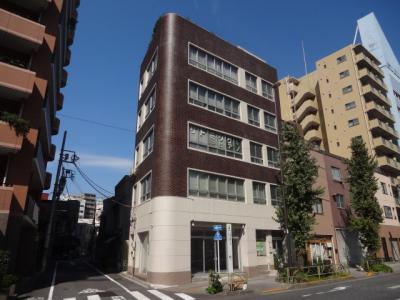 入谷の事務所。 「千葉ビル」のことなら(株)メイワ・エステートへ