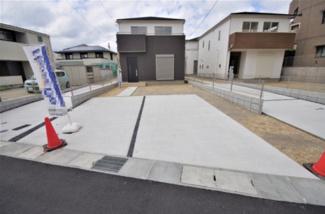 2号棟 現地(2020月5月)撮影 敷地面積158.15m²(47.84坪)。