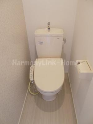 Bloom北千住のトイレもきれいです☆