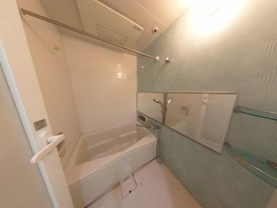 【浴室】人気の堀江にあるレジデンス物件
