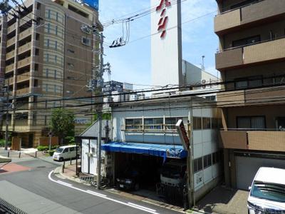 【バルコニー】PURE SAKURA松屋町