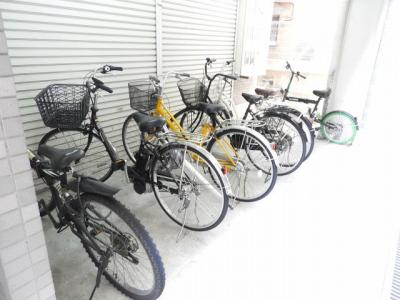 【駐車場】PURE SAKURA松屋町