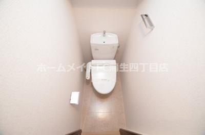 【トイレ】レジュールアッシュ大阪城EAST