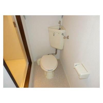 MSガーデン本町のトイレ