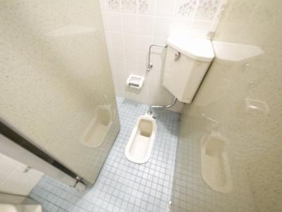 【トイレ】京奈ハイツ