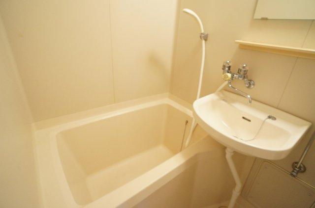 【浴室】トラパレス