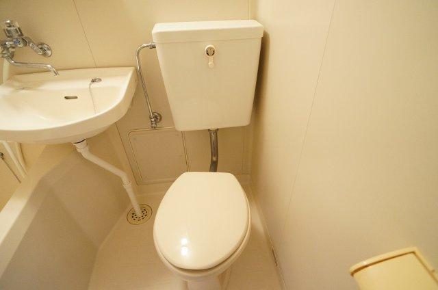 【トイレ】トラパレス