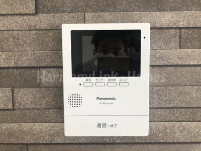 ブルーレジデンス上板橋ⅠのTV付インターホン☆