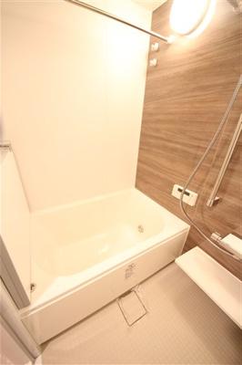 【浴室】プレサンス大阪天満リバーシア