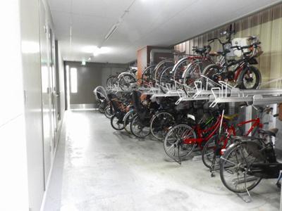 【駐車場】プラネ・ルネ・スプリングタワー大阪