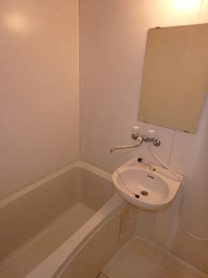 【浴室】サンロイヤル