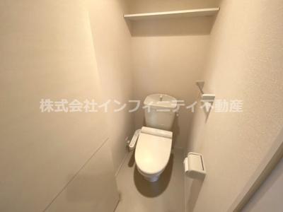 【トイレ】エスペランサ∞