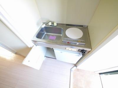 【キッチン】シティロイヤルJR奈良