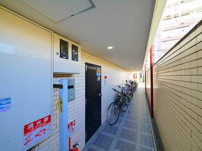 【玄関】シティロイヤルJR奈良