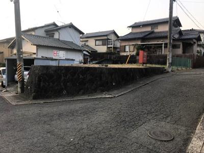 【区画図】【売地】貴志川中学校区・56608