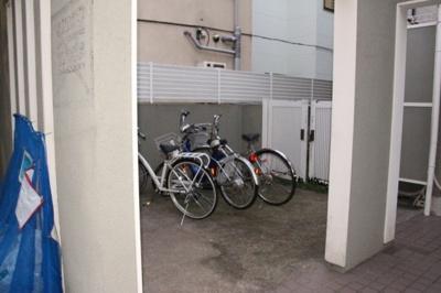 駐輪場あります☆