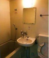 洗面台付のバスルーム☆