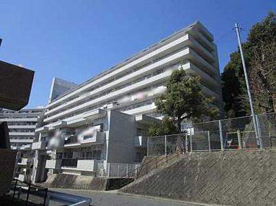 【外観】牛田旭CO-OPマンションB棟