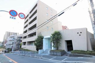 【現地写真】 総戸数24戸の鉄筋コンクリート造のマンションです♪
