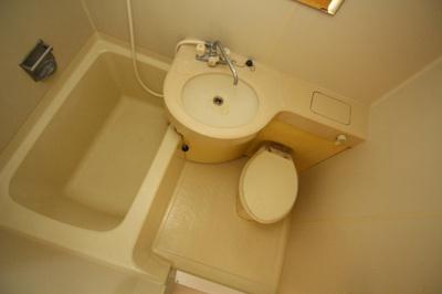 【浴室】ミモザハイム