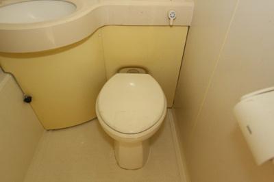 【トイレ】ミモザハイム