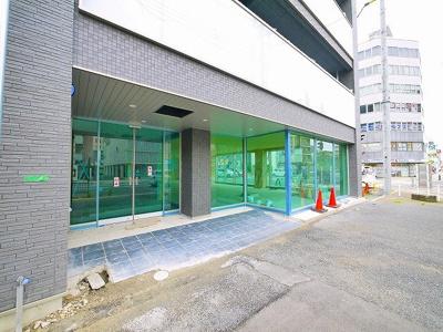 【エントランス】フクダ不動産奈良駅クリスタルビル