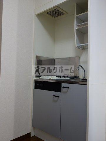 プレジール八尾南 キッチン