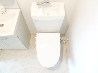 【トイレ】ミハス浜田山